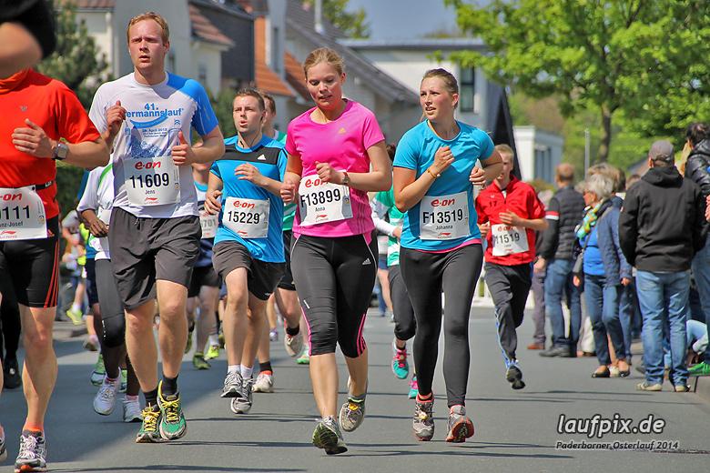 Paderborner Osterlauf 10km 2014 - 386
