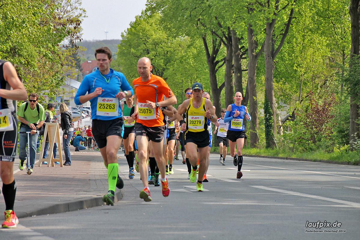 Paderborner Osterlauf 21km 2014 - 37