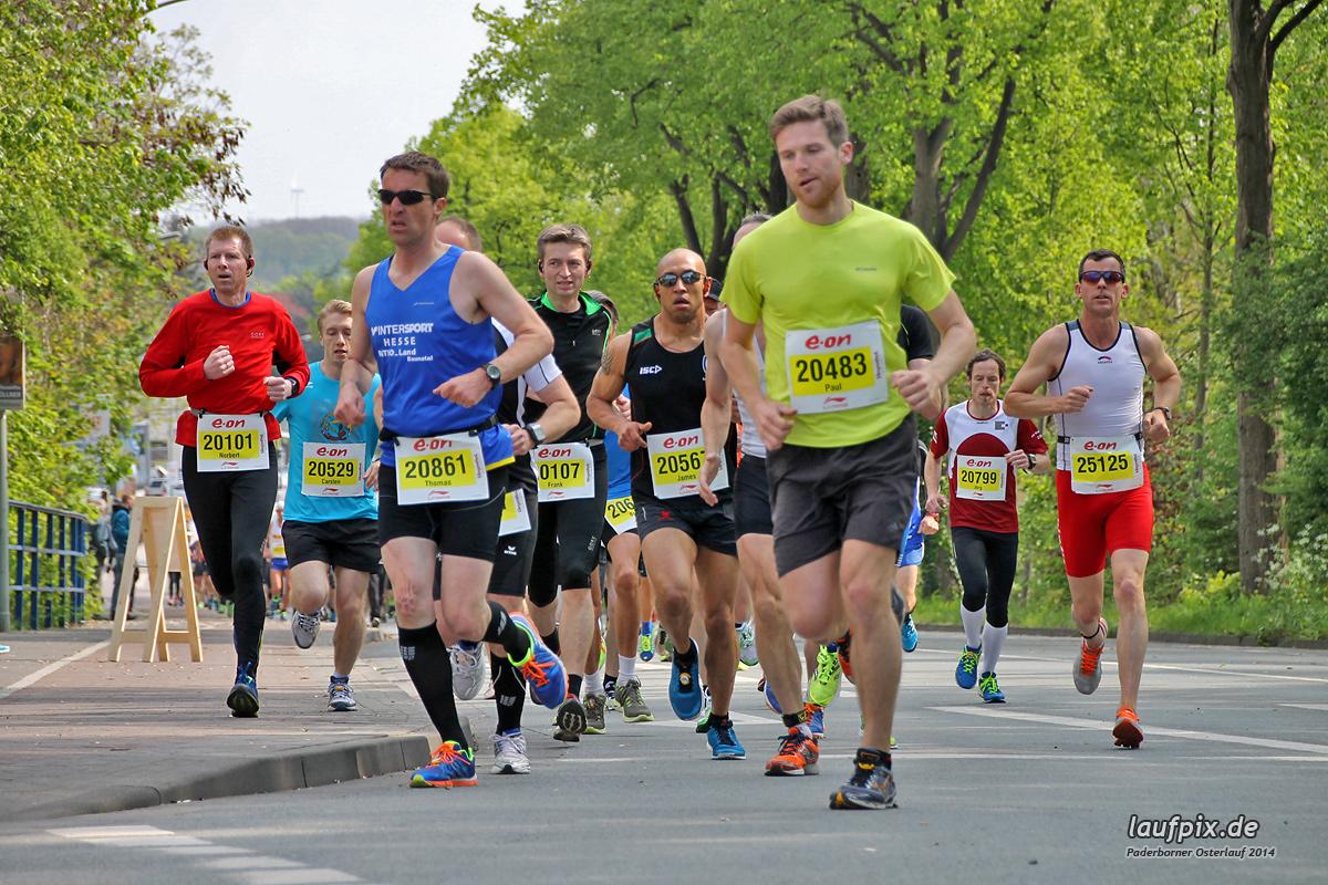 Paderborner Osterlauf 21km 2014 - 51