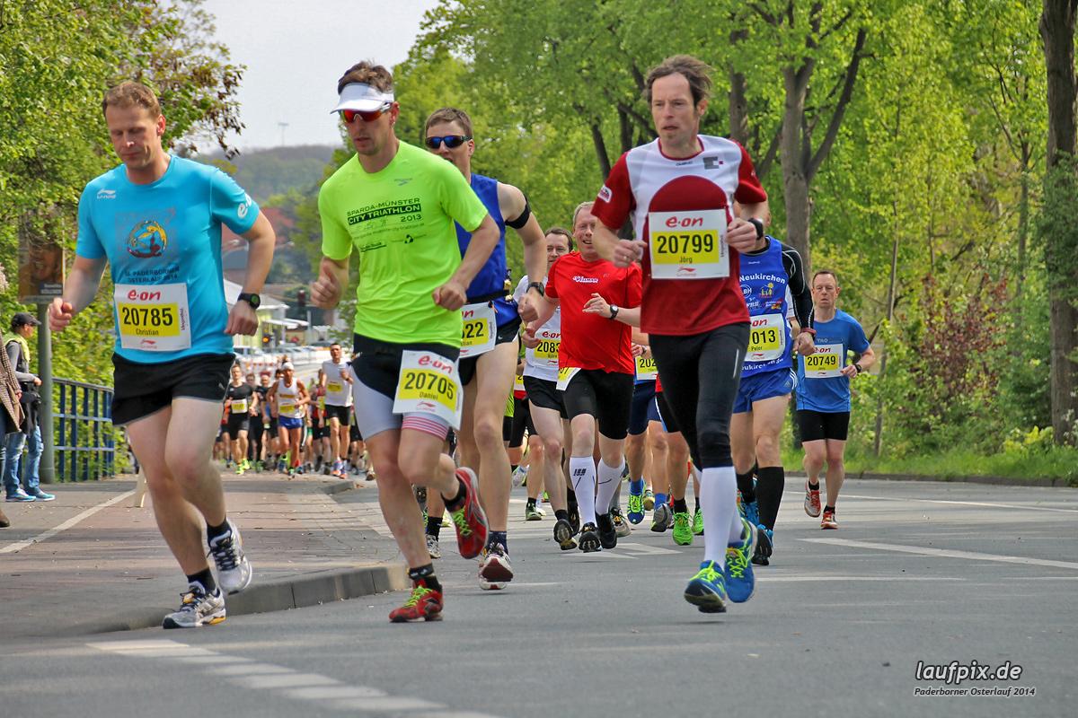 Paderborner Osterlauf 21km 2014 - 56