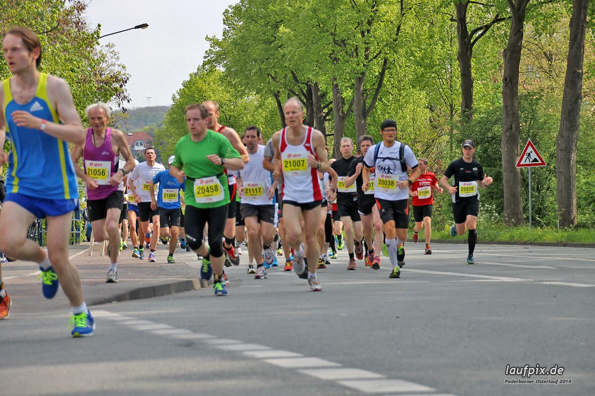 Paderborner Osterlauf 21km 2014 - 69