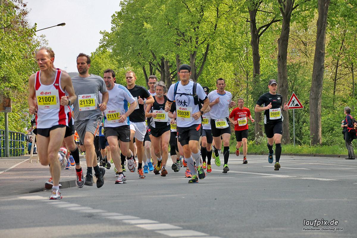 Paderborner Osterlauf 21km 2014 Foto (70)