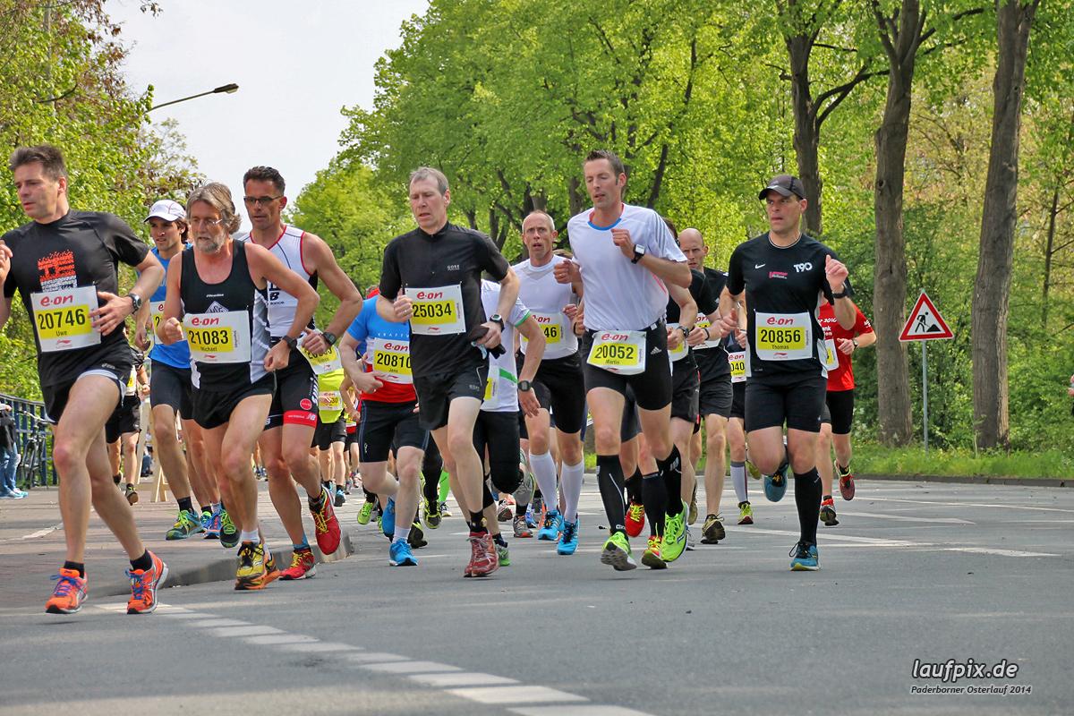 Paderborner Osterlauf 21km 2014 - 72