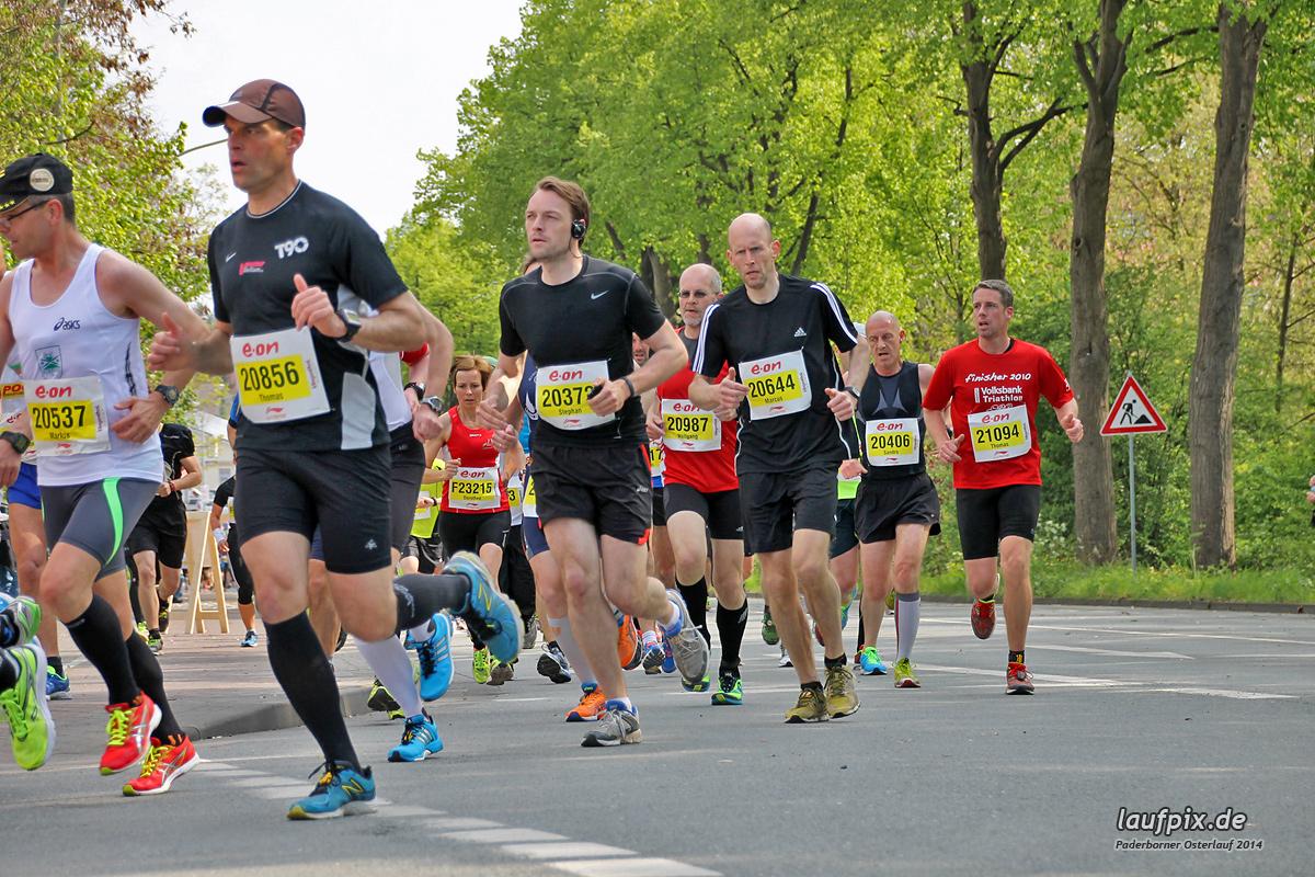Paderborner Osterlauf 21km 2014 Foto (74)
