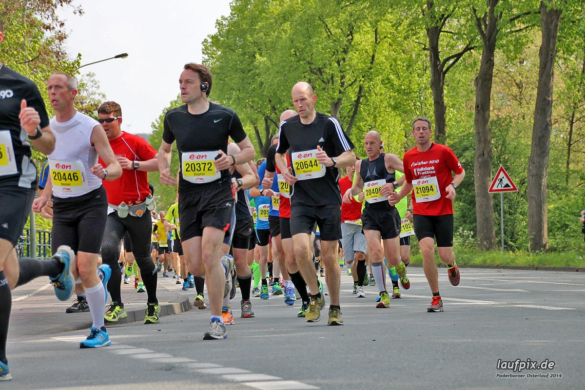 Paderborner Osterlauf 21km 2014 - 75