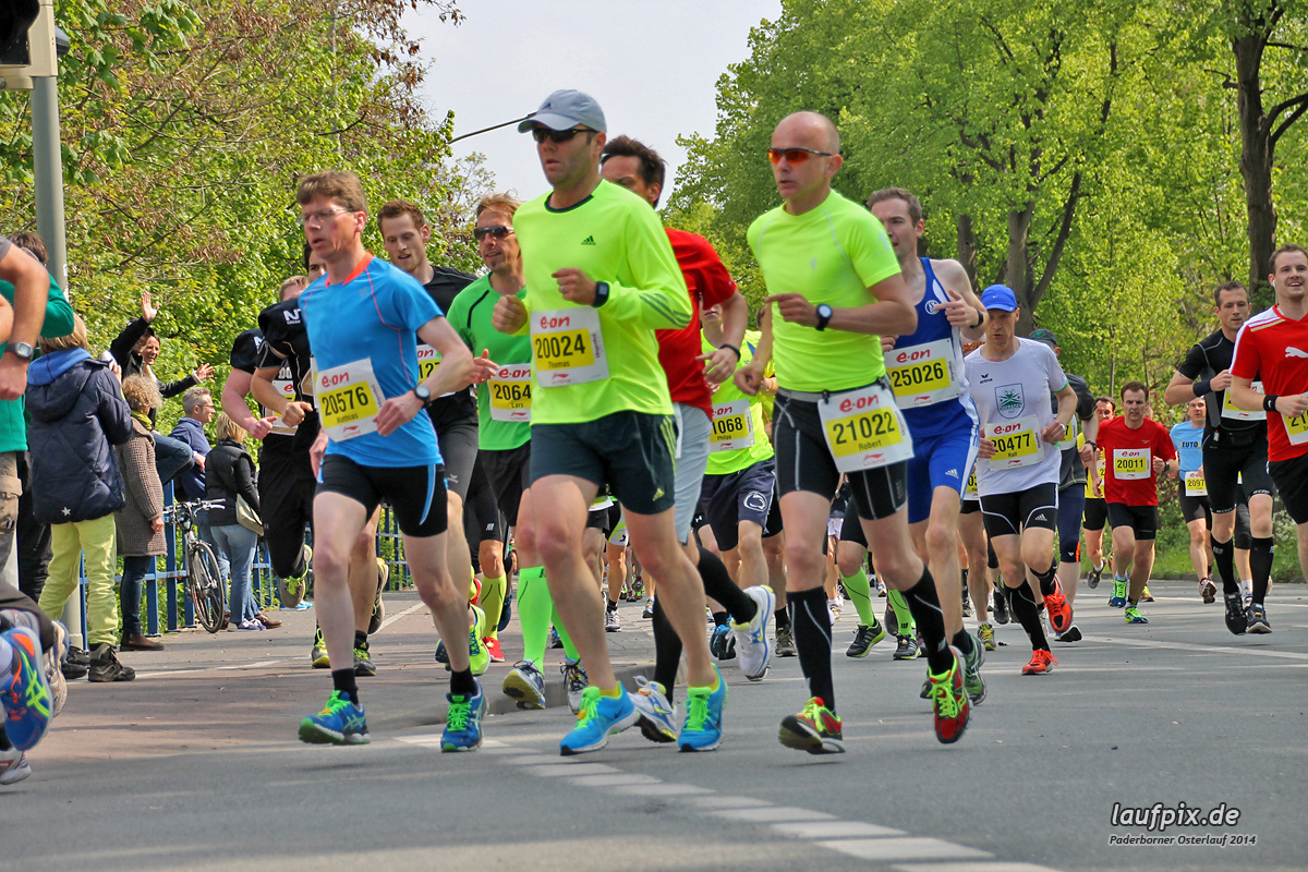 Paderborner Osterlauf 21km 2014 - 79