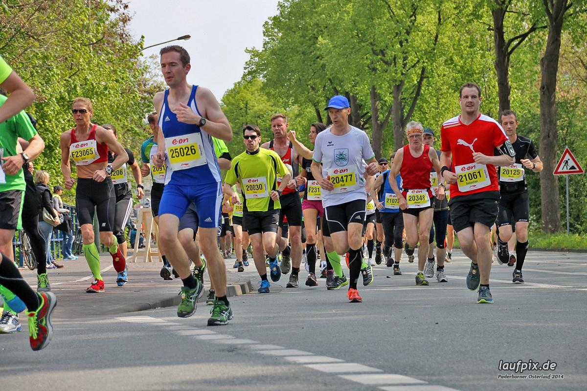 Paderborner Osterlauf 21km 2014 - 80