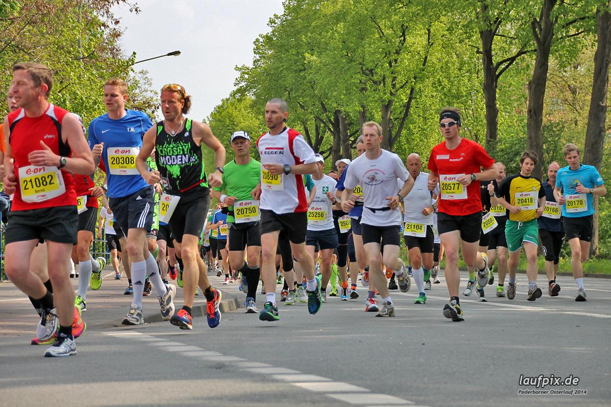 Paderborner Osterlauf 21km 2014 - 116