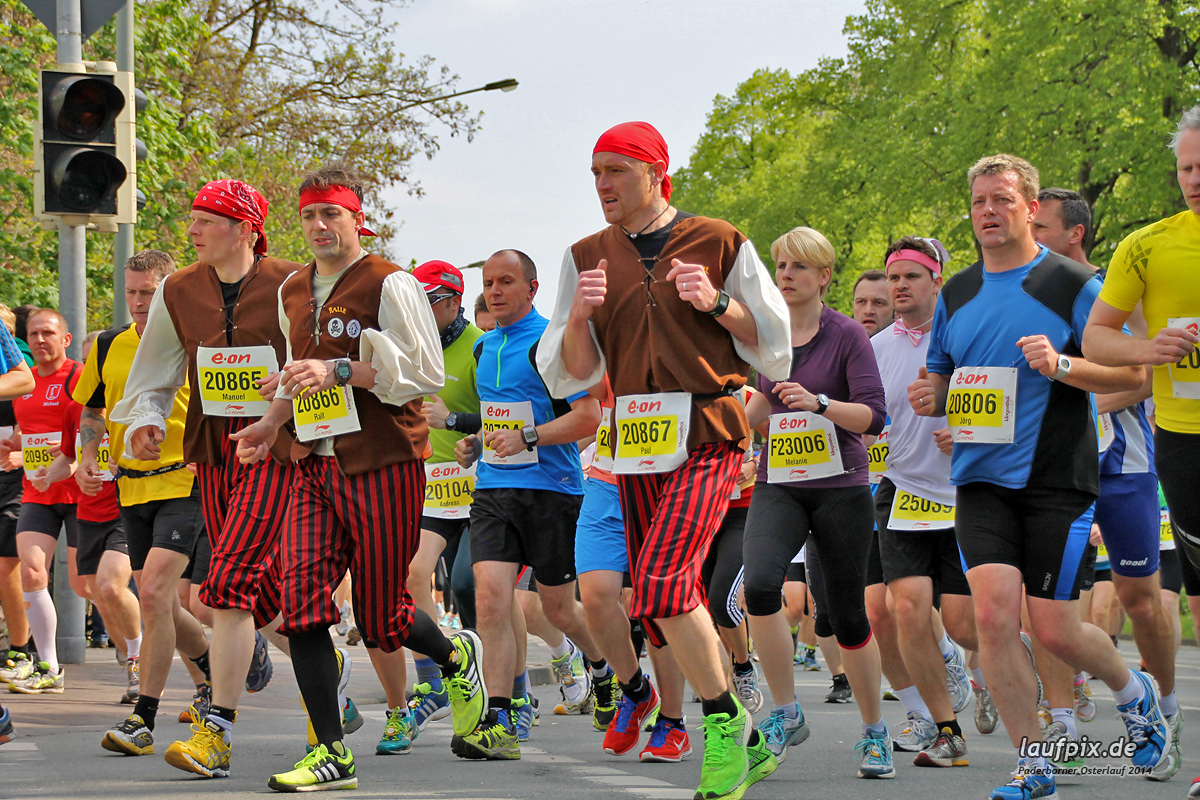 Paderborner Osterlauf 21km 2014 - 247