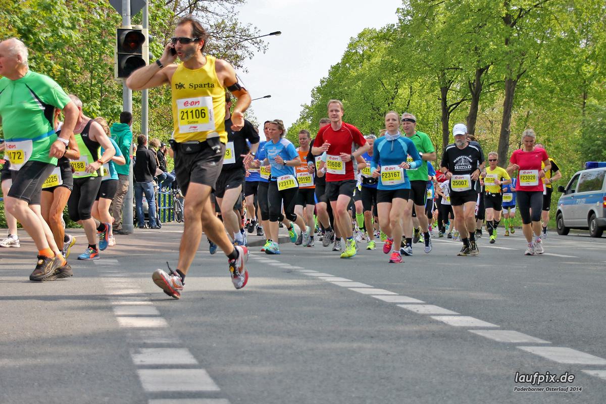 Paderborner Osterlauf 21km 2014 - 253