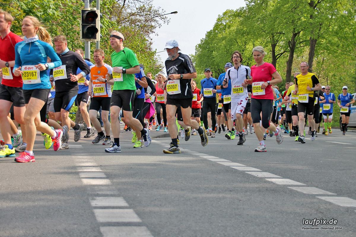 Paderborner Osterlauf 21km 2014 - 255