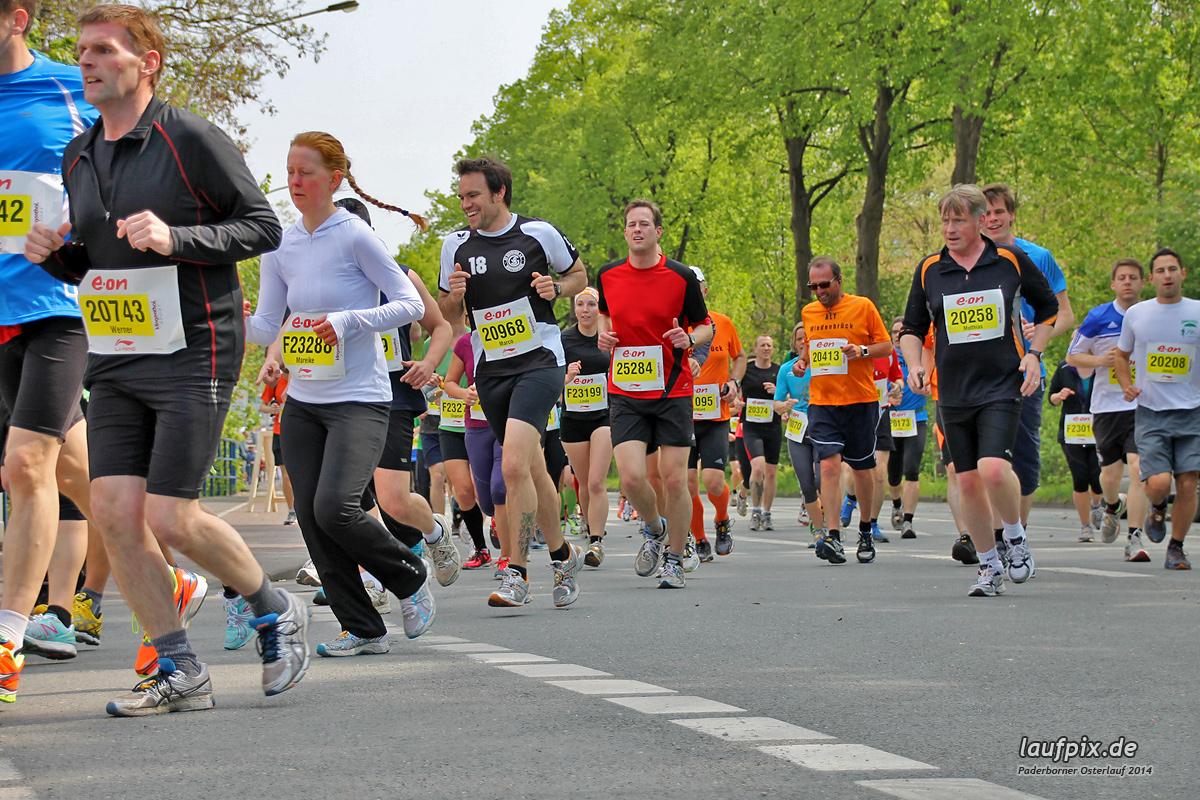 Paderborner Osterlauf 21km 2014 - 296