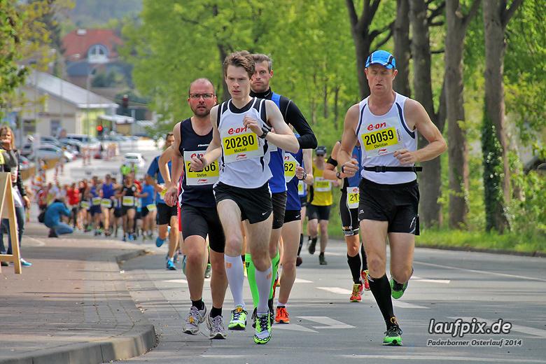 Paderborner Osterlauf 21km 2014 - 33