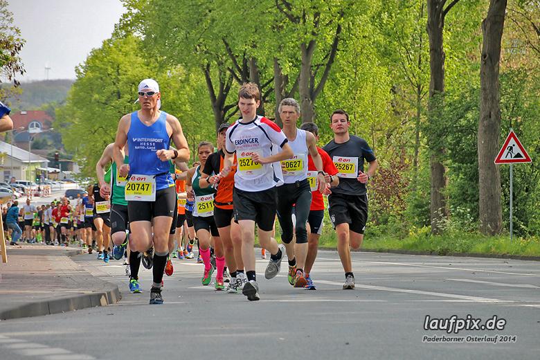 Paderborner Osterlauf 21km 2014 - 41