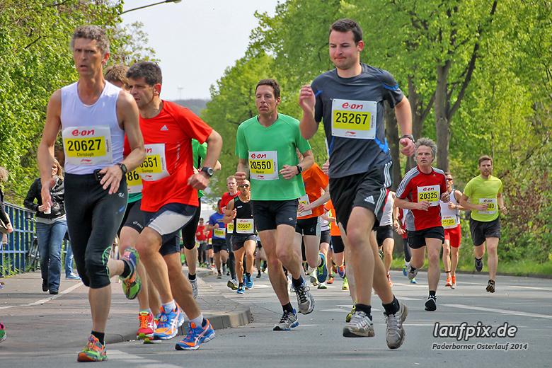 Paderborner Osterlauf 21km 2014 - 45