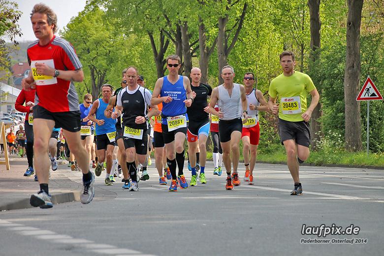 Paderborner Osterlauf 21km 2014 - 49