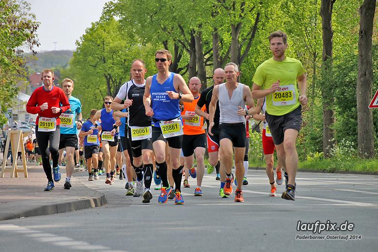 Paderborner Osterlauf 21km 2014 - 50