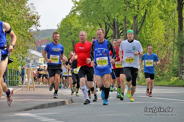 Paderborner Osterlauf 21km 2014 - 58
