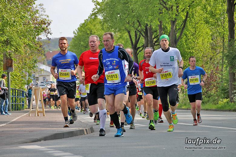 Paderborner Osterlauf 21km 2014 - 59