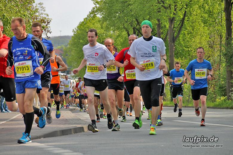 Paderborner Osterlauf 21km 2014 - 60
