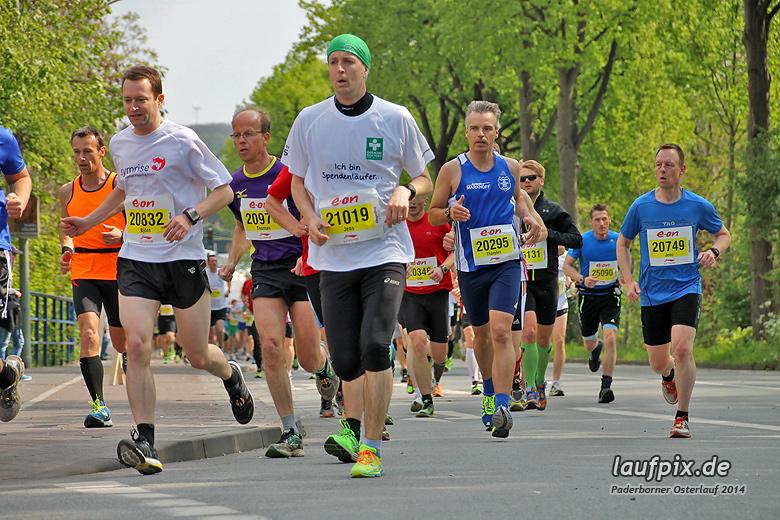 Paderborner Osterlauf 21km 2014 - 61