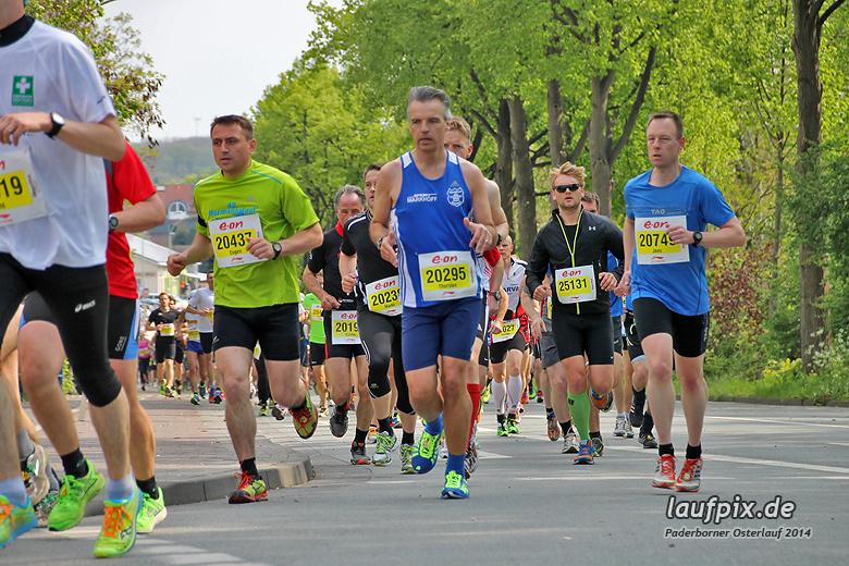 Paderborner Osterlauf 21km 2014 - 62