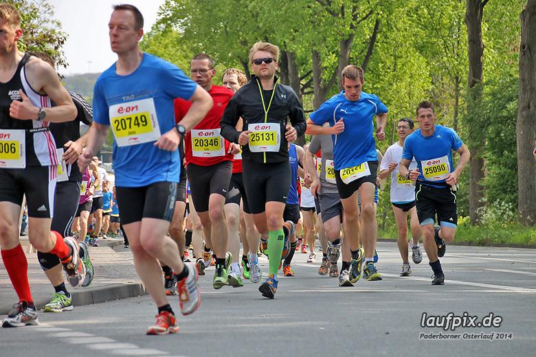 Paderborner Osterlauf 21km 2014 - 64