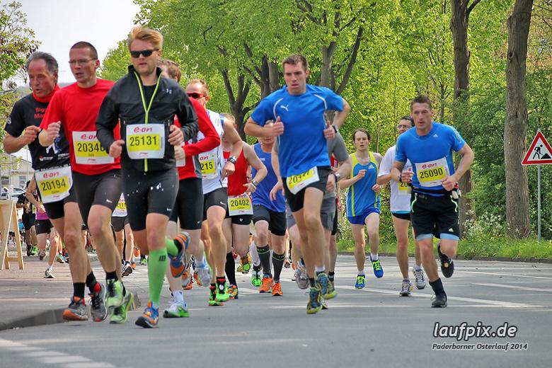Paderborner Osterlauf 21km 2014 - 65