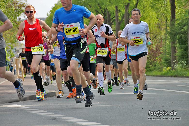 Paderborner Osterlauf 21km 2014 - 68