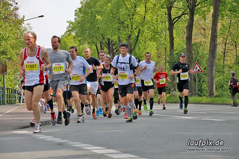 Paderborner Osterlauf 21km 2014 - 70