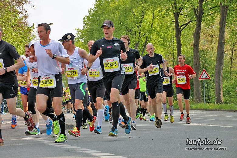 Paderborner Osterlauf 21km 2014 - 73