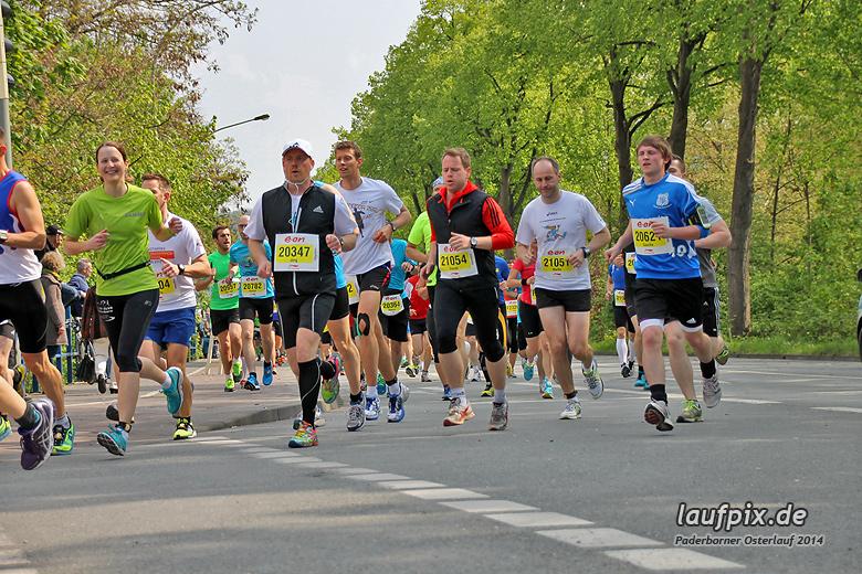 Paderborner Osterlauf 21km 2014 - 101