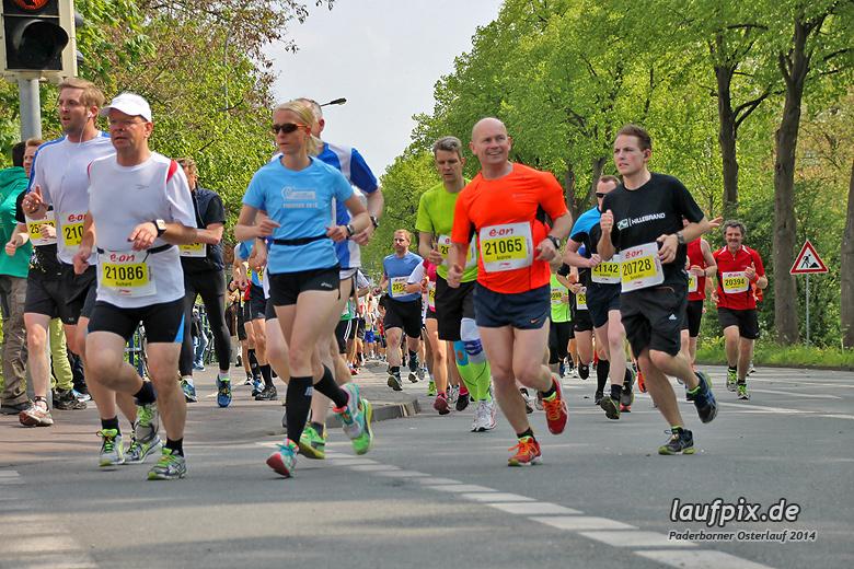 Paderborner Osterlauf 21km 2014 - 135