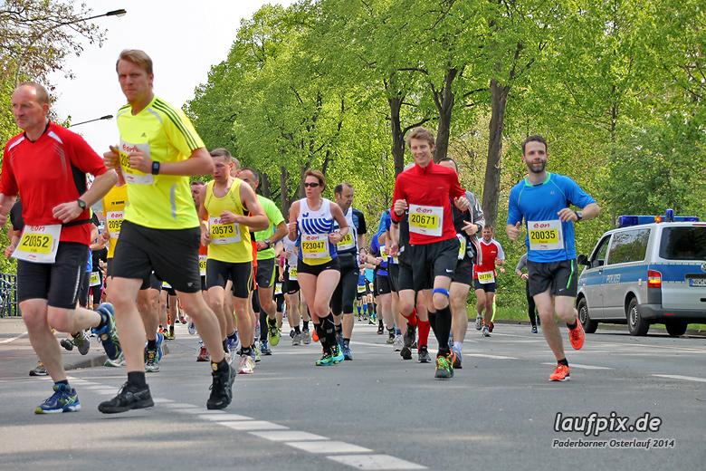 Paderborner Osterlauf 21km 2014 - 150