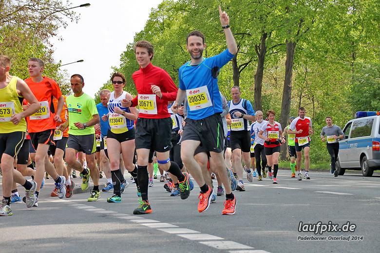 Paderborner Osterlauf 21km 2014 - 152
