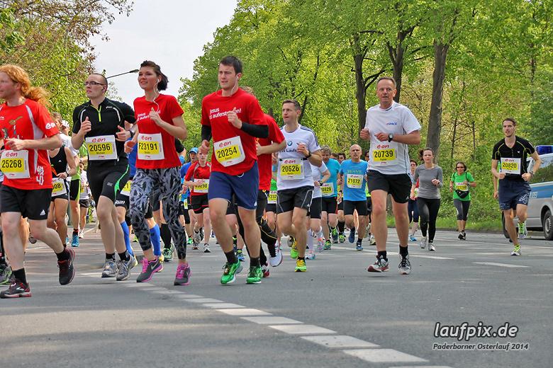 Paderborner Osterlauf 21km 2014 - 189
