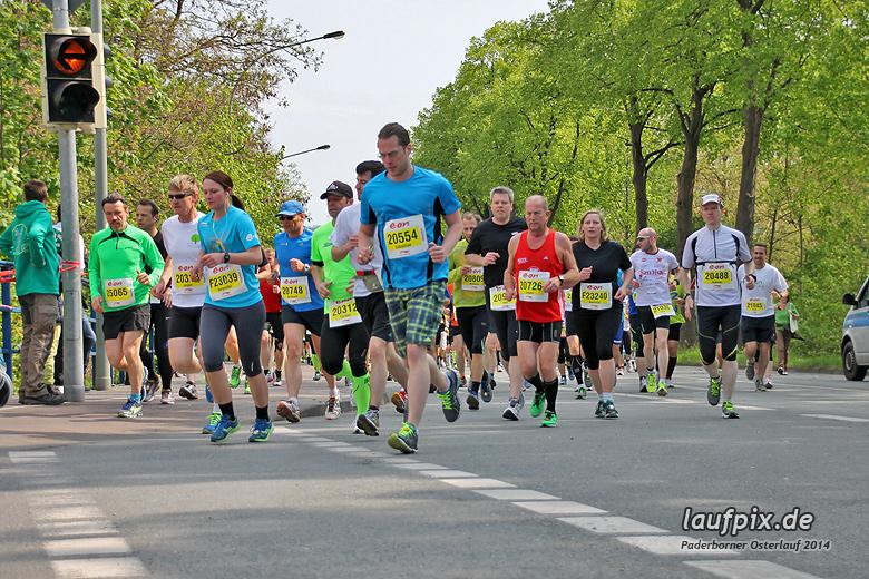 Paderborner Osterlauf 21km 2014 - 212
