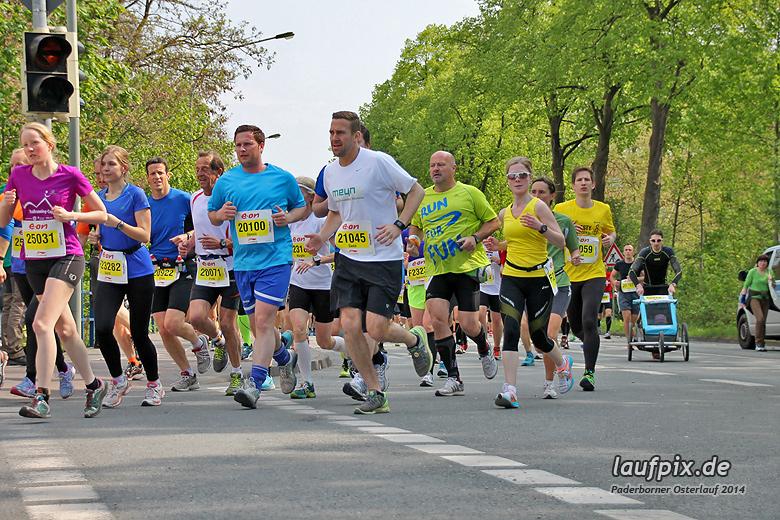 Paderborner Osterlauf 21km 2014 - 221