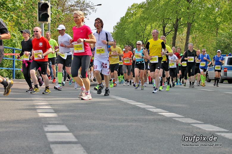 Paderborner Osterlauf 21km 2014 - 256
