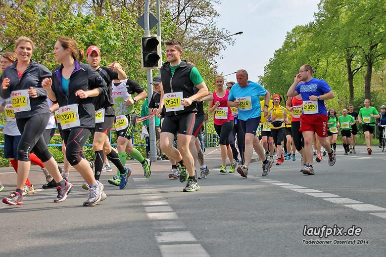 Paderborner Osterlauf 21km 2014 - 306