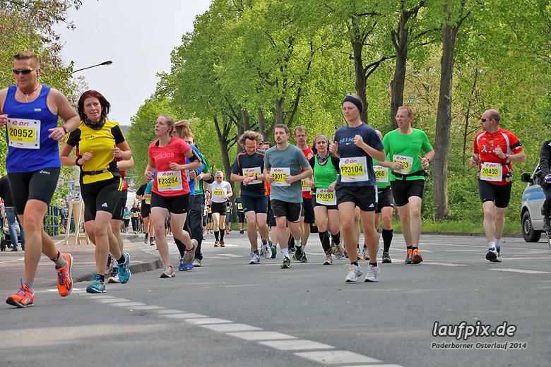 Paderborner Osterlauf 21km 2014 - 309