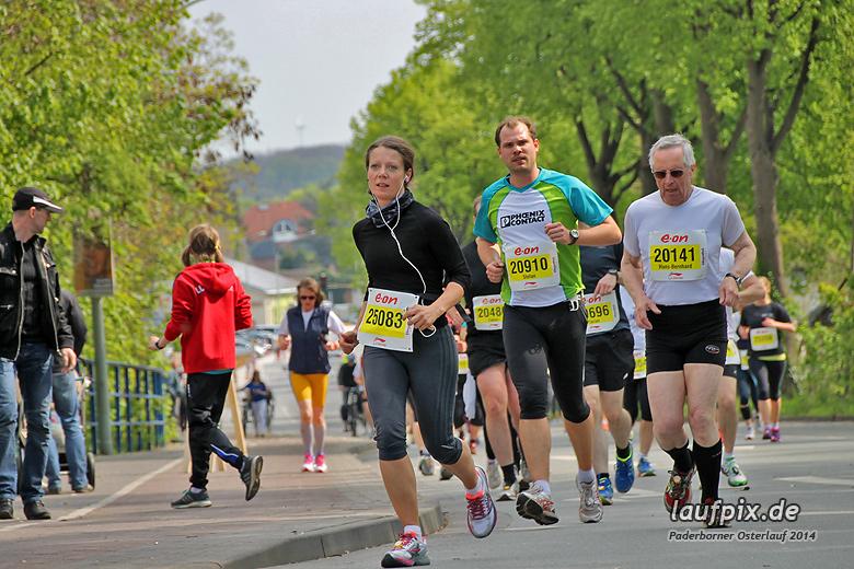 Paderborner Osterlauf 21km 2014 - 317