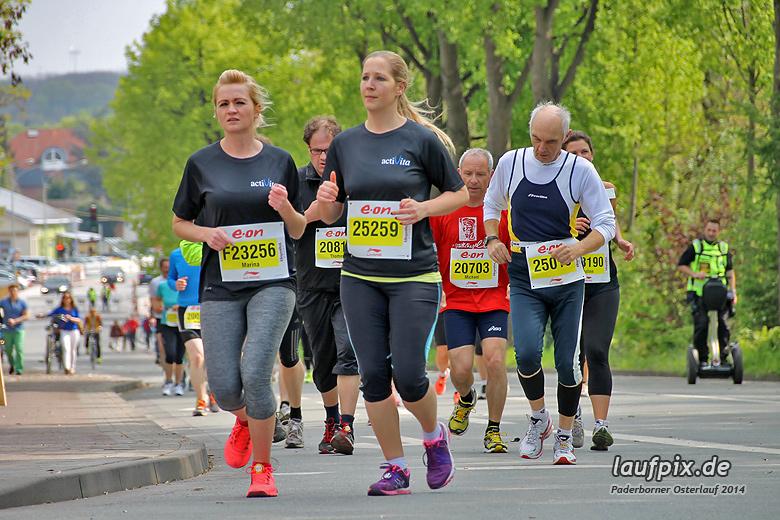 Paderborner Osterlauf 21km 2014 - 326