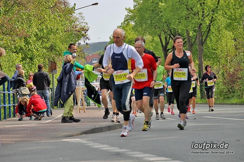 Paderborner Osterlauf 21km 2014 - 328