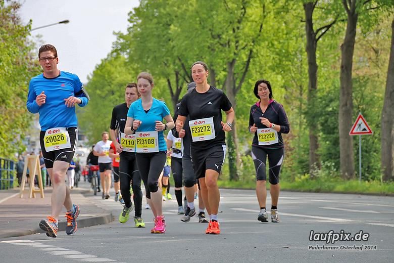 Paderborner Osterlauf 21km 2014 - 336