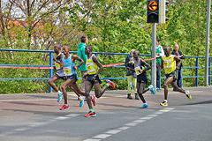 Paderborner Osterlauf 21km 2014 - 8