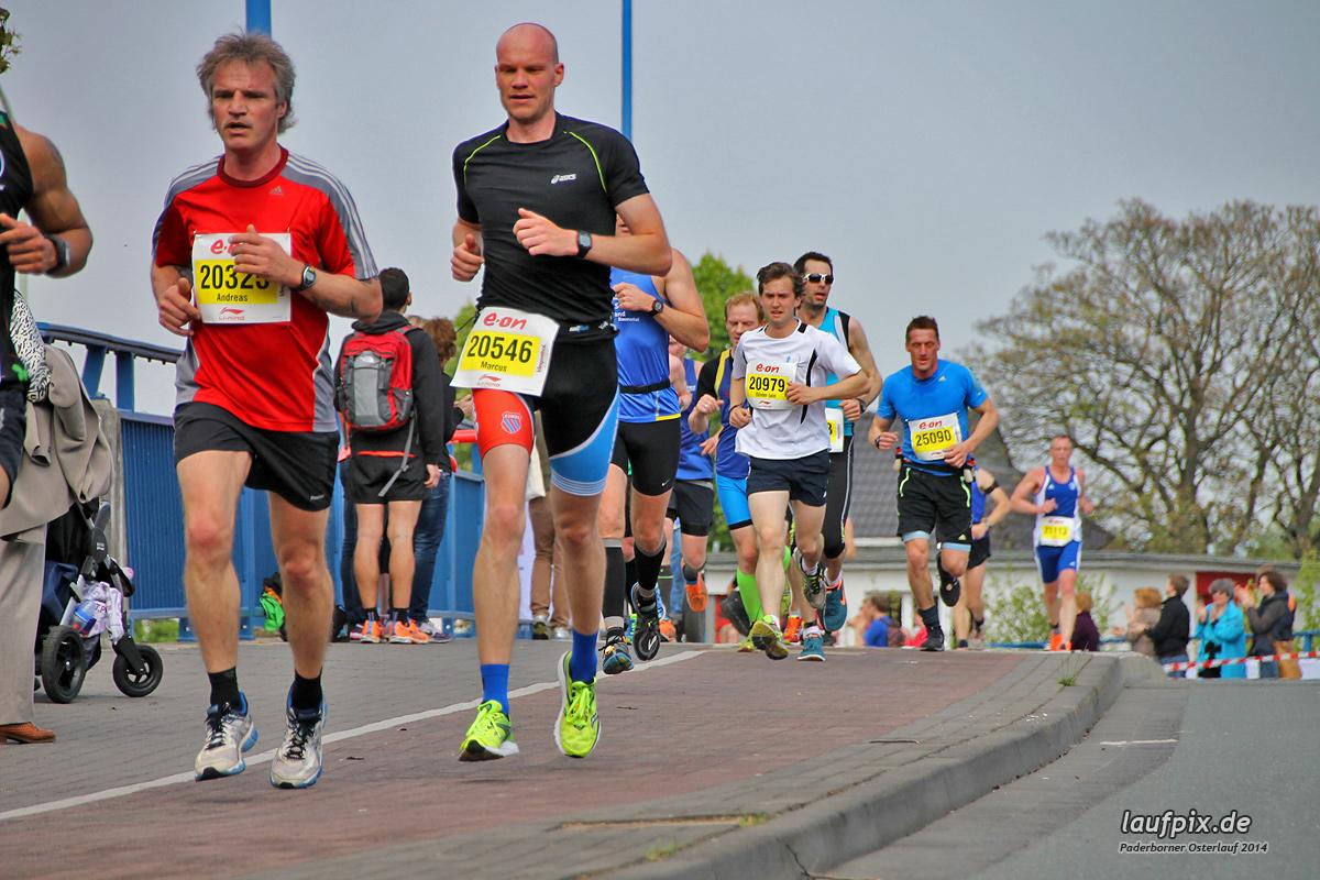 Paderborner Osterlauf 21km 2014 Foto (85)