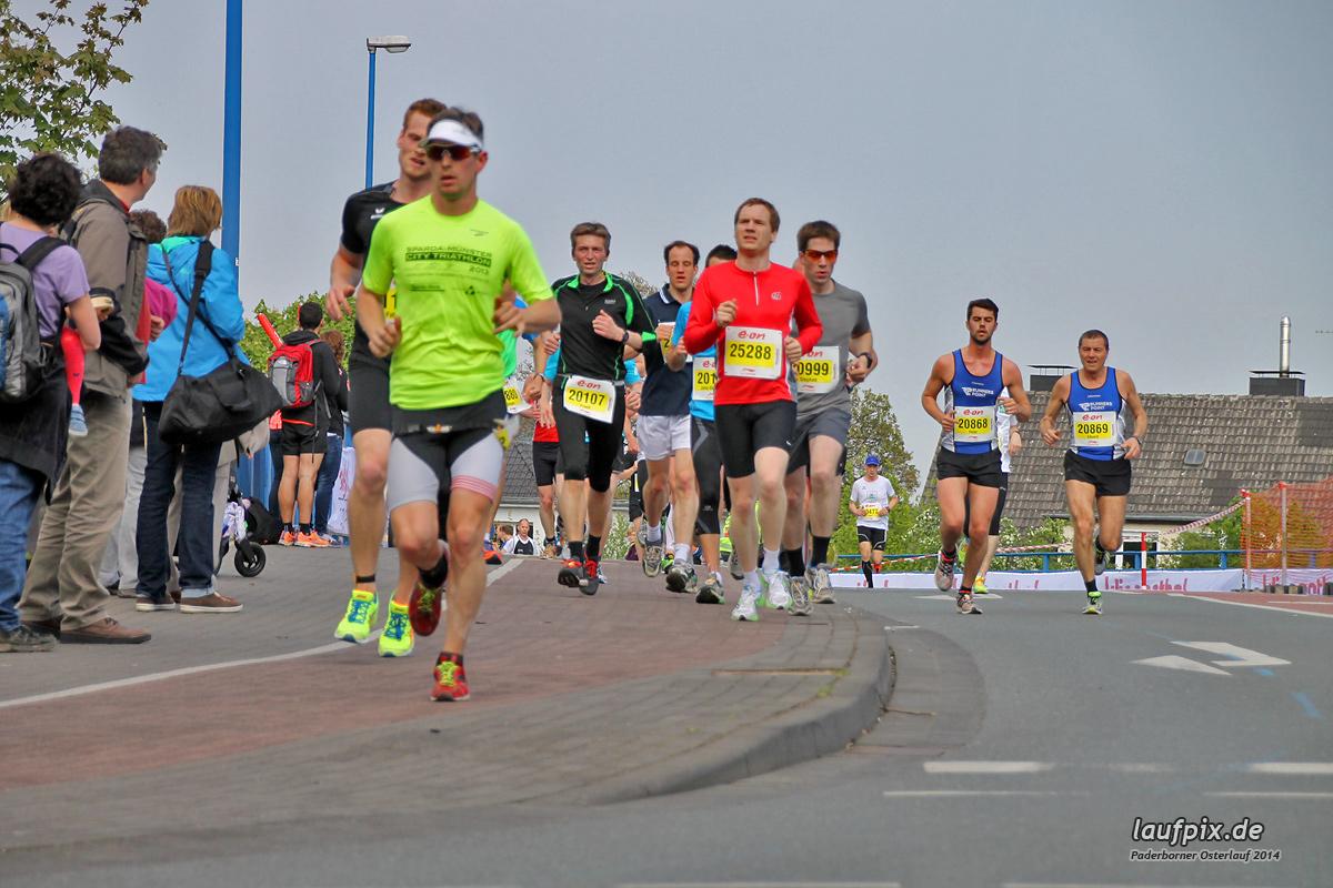 Paderborner Osterlauf 21km 2014 Foto (106)