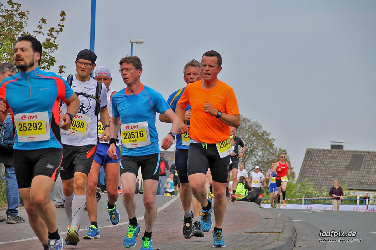Paderborner Osterlauf 21km 2014 - 141