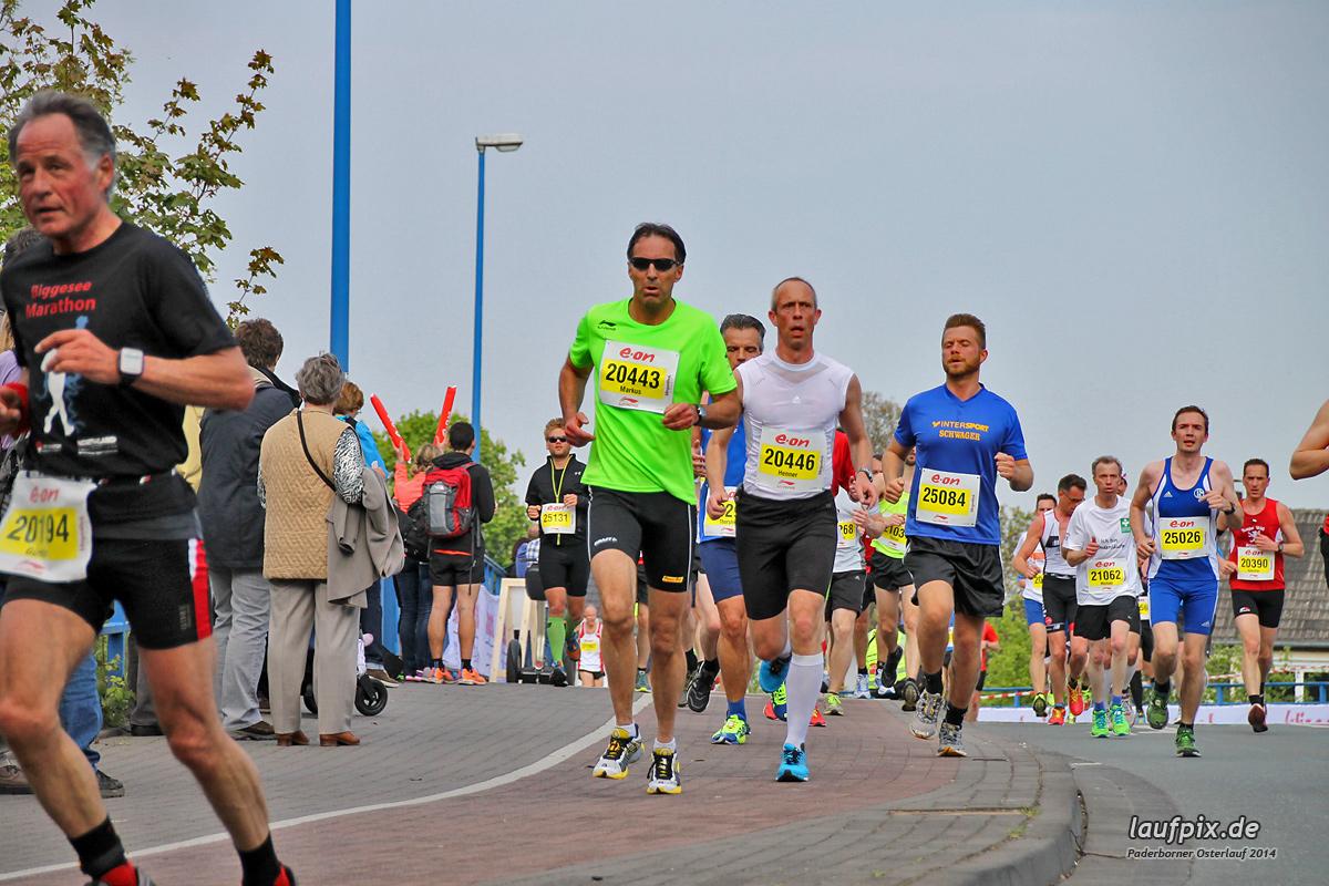 Paderborner Osterlauf 21km 2014 Foto (147)